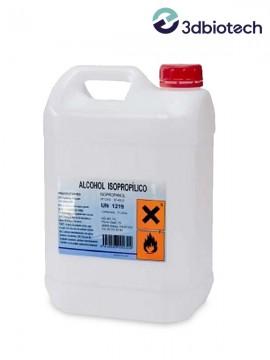- El alcohol isopropílico, isopropanol o 2-propanol se evapora muy rápido sin dejar residuos. - Es un alcohol incoloro, inflama
