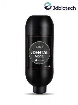 Resina para impresoras 3D LED-LCD y orientada a aplicaciones dentales como modelos dentales finales, moldes de ortodoncia o prót