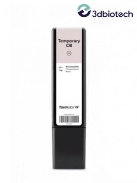 REQUISITOS  Todos los accesorios utilizados deben estar designados para Resina CB Temporal únicamente. Para un cumplimiento to